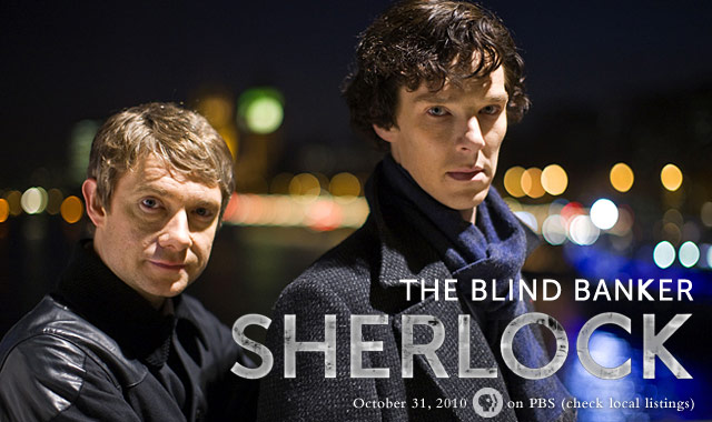 Sherlock - The Blind Banker