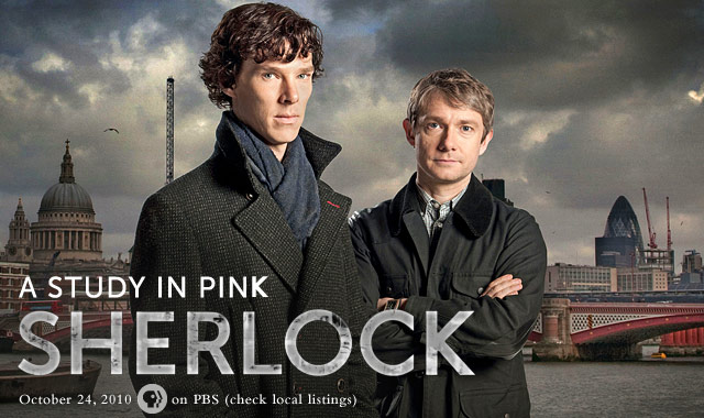 Sherlock Holmes - A Study in Pink