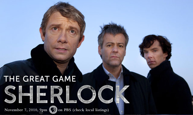 Sherlock - The Great Game