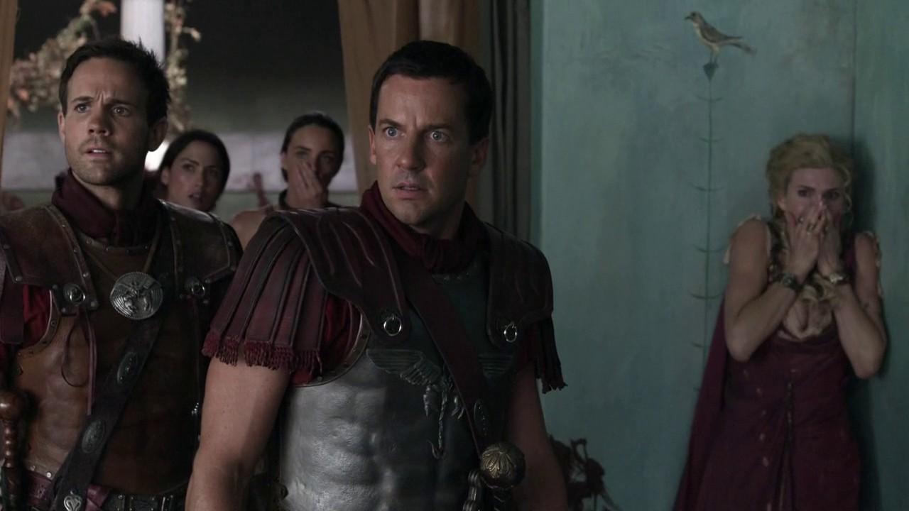spartacus: vengeance – fugitivus review | esoteric fish - shallow